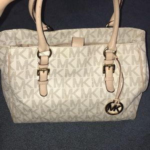 Michael Kors tote with dust bag